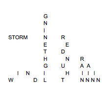 rain-texto