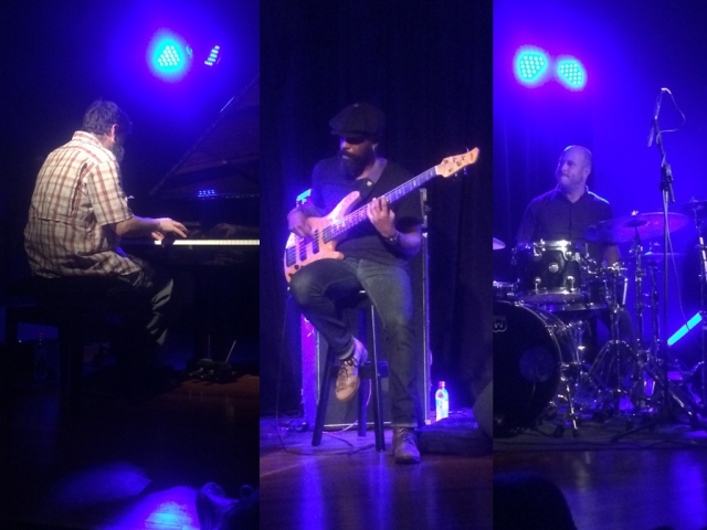 Jamie Saft e New Zion Trio