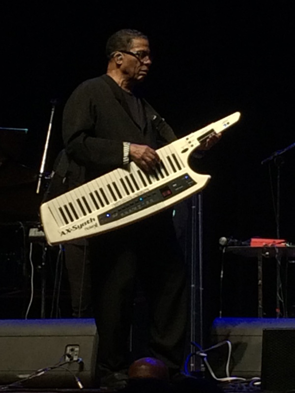 Herbie Hancock em SP 02