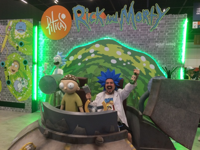 CCXP2018-RickandMorty