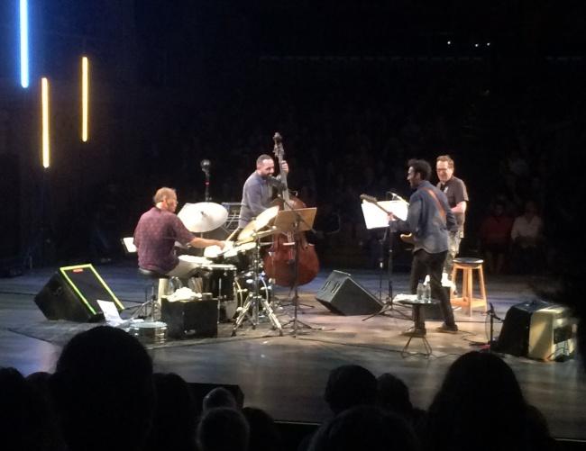 John Zorn & New Masada Quartet no SESC Jazz 2019
