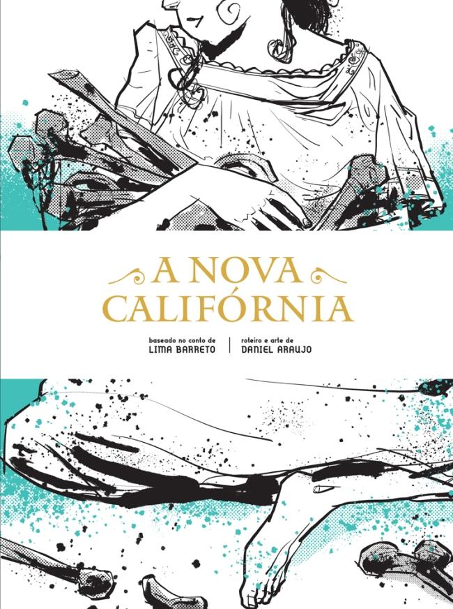 A Nova Califórnia capa